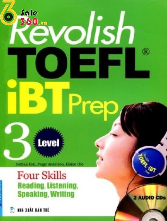Revolish TOEFL iBT Prep - Level 3