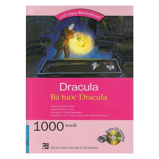 Happy Readers - Bá tước Dracula