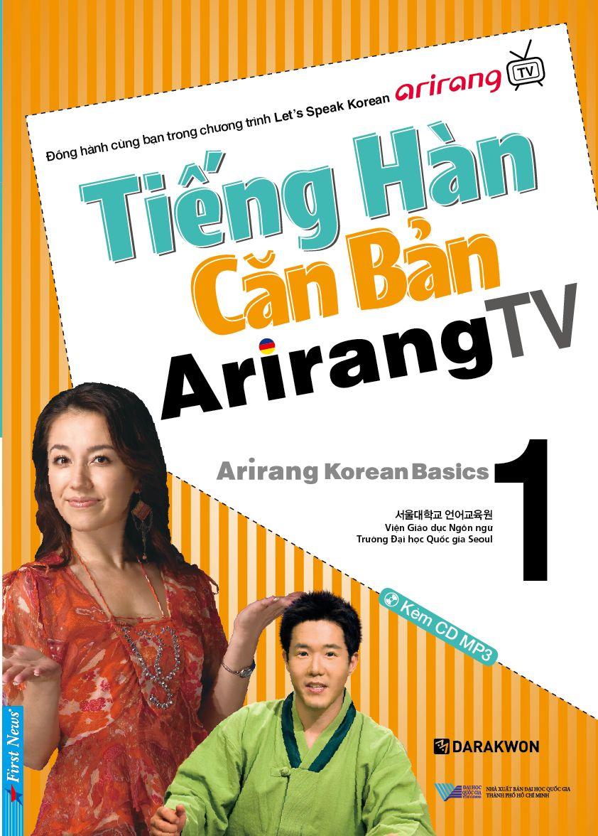 Tiếng Hàn căn bản Arirang TV 1