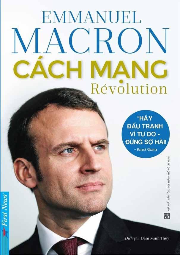 CÁCH MẠNG - EMMANUEL MACRON