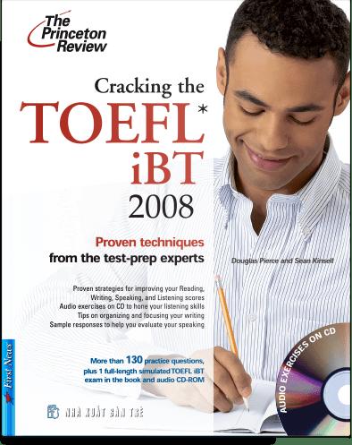 CRACKING THE TOEFL IBT