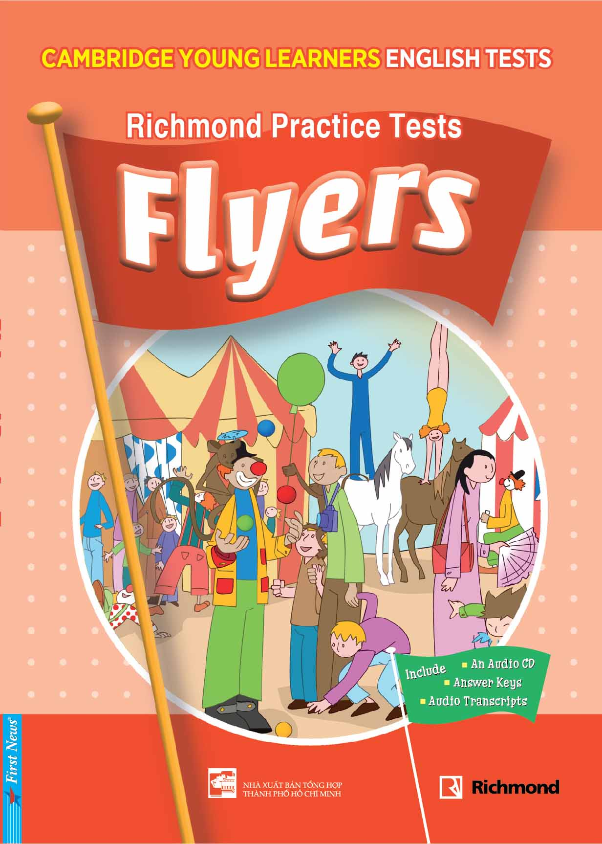 Richmond Practice Tests Flyers