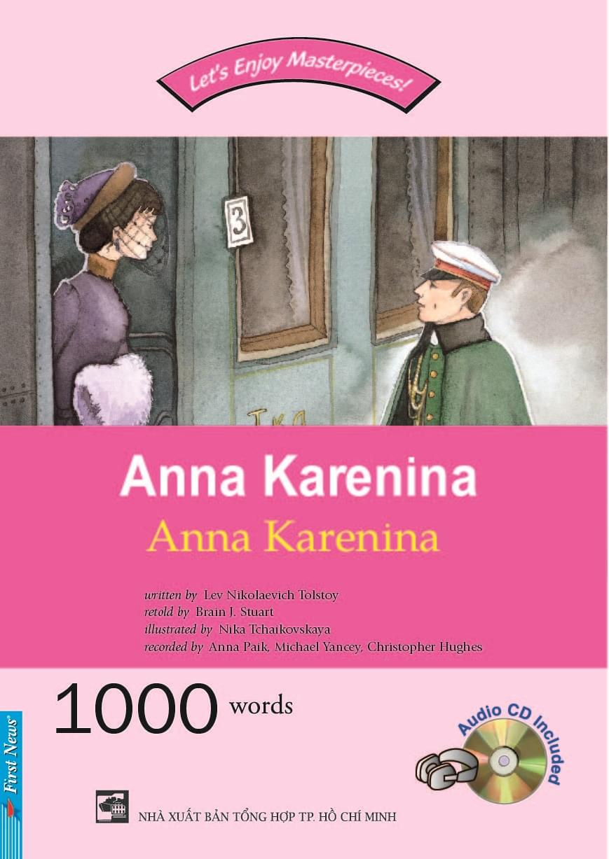 Happy Readers - Anna Karenina