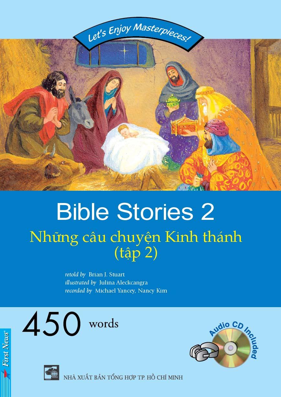 Happy Readers - Những câu chuyện Kinh thánh (tập 2)