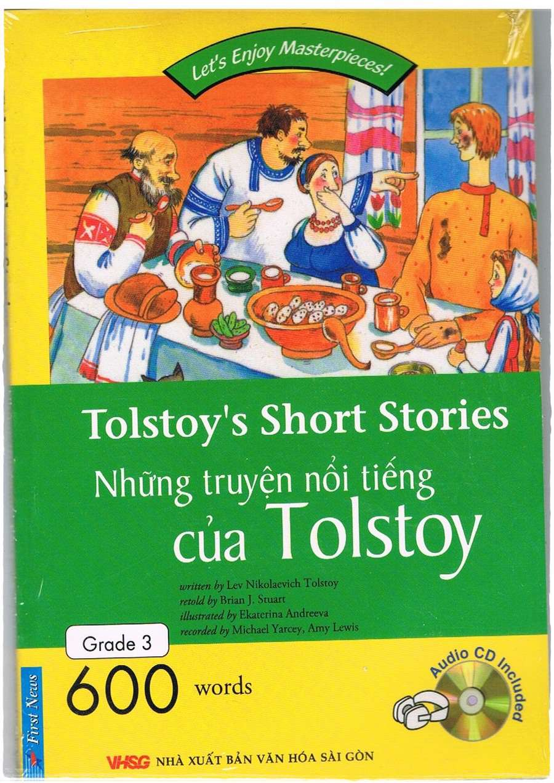 Happy Readers - Những câu chuyện nổi tiếng của Tolstoy