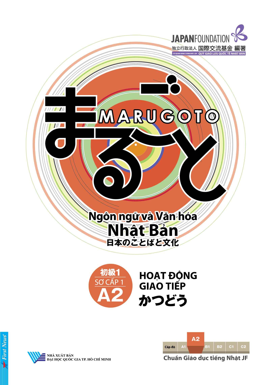 MARUGOTO KATSUDOO A2 - HOẠT ĐỘNG GIAO TIẾP