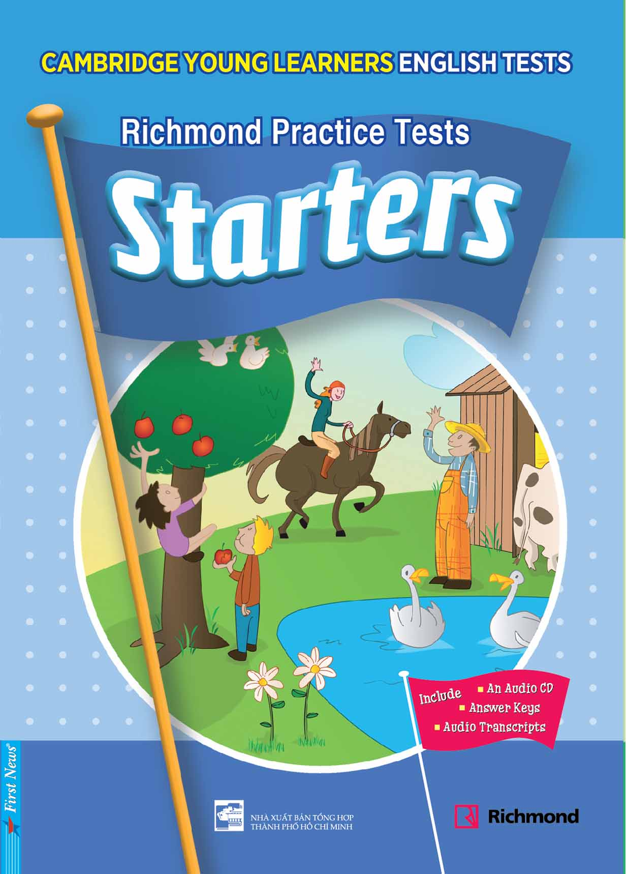 Richmond Practice Tests Starters