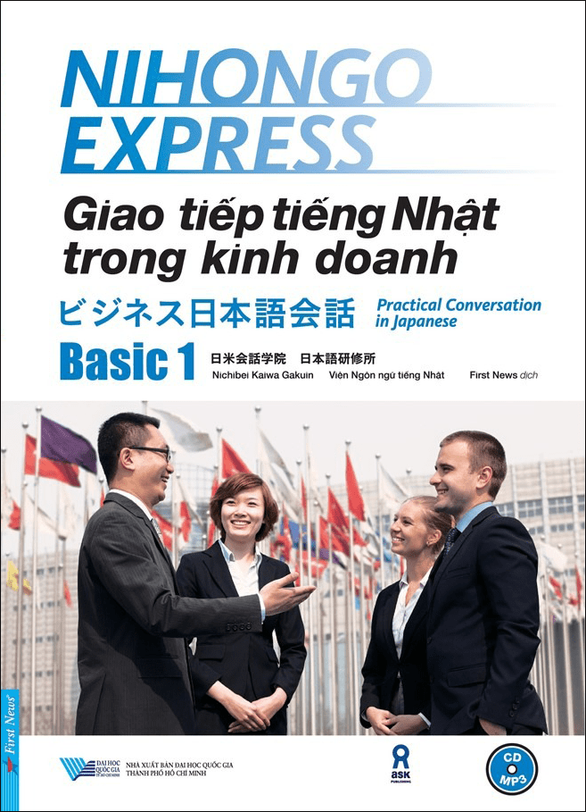 Giao tiếp tiếng Nhật trong kinh doanh Basic 1