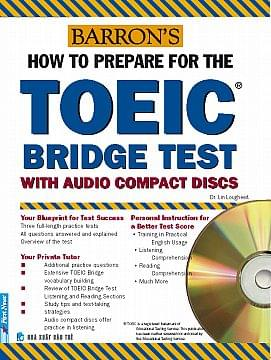 HOW TO PREPARE FOR THE TOEIC BRIDGE TEST, 1ST EDITION